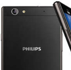 """Philips introduces two new smartphones sporting """"anti-blue"""" displays"""