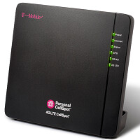 T-Mobile brings a mini 4G LTE cell tower right into your home or office with its 4G LTE CellSpot