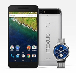 Buy the Google Nexus 6P from Huawei and get $50 off the Huawei Watch