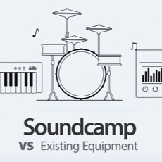 Samsung's Soundcamp is a pro music creator app for aspiring DJs