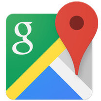 Update to Google Maps for iOS announces real-time traffic conditions over your iPhone