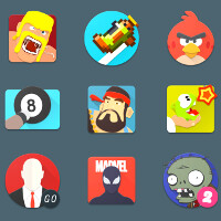 Best new icon packs for Android (November 2015)