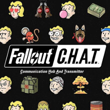 Prove you are a real Fallout fan with the official C.H.A.T. keyboard extension