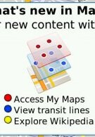 Google Maps for BlackBerry gets treated to new layers feature