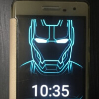 Bluboo Xtouch gets Iron Man case and screensaver accessory (UPDATE)