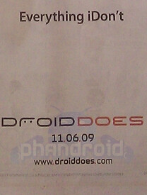 Your daily Droid dose