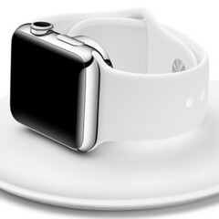 You can now buy an official Apple Watch magnetic charging dock