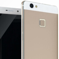 VKWorld Discovery 2 features 3D screen and a multi-function fingerprint scanner