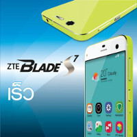 Monsters from Asia: the likable ZTE Blade S7 and its 13MP selfie camera with PDAF