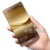Official-looking Huawei Mate 8 renders leak out