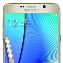 Gold platinum Samsung Galaxy Note 5 now available on AT&T, Verizon, and Sprint