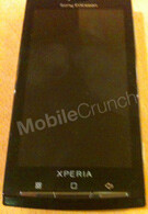 Sony Ericsson XPERIA X3 gets in the spotlight once again