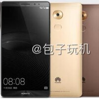 Posters for the Huawei Mate 8 confirm previous leak