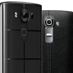 LG gives you $100 back if you buy a V10 or a G4 from Verizon