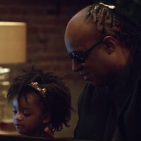 holiday ad 2015 stars Stevie Wonder and Andra Day; check it out now!