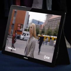 Samsung Galaxy View stars in promo video: it's