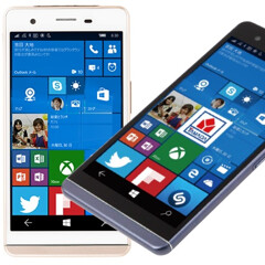 The Windows 10-based Yamada Denki EveryPhone is the thinnest Windows smartphone ever