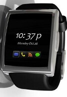 inPulse watch for BlackBerry is official and is available now for pre-orders