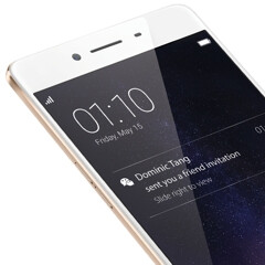 Oppo R7s (with 4 GB of RAM) launches on December 1 in the US and Europe