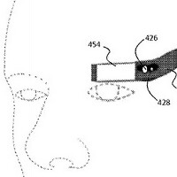Patent awarded to Google hints at new design for Google Glass 2