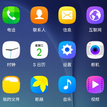 TouchWiz goes flat? Alleged Galaxy S6 Android Marshmallow preview screenshots leak