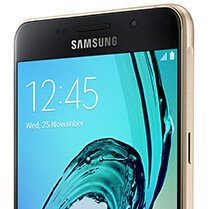 Galaxy A3, A5 and A7 (2016): all the official images