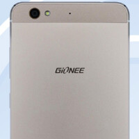 TENAA certifies two new phones from Gionee