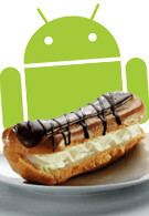 Android SDK now supports Android 2.0 Eclair