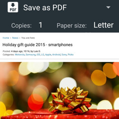How to save web pages for offline viewing on Android