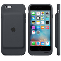 Apple releases its first extended battery case for the iPhone 6 and 6s: 1,877mAh battery inside, costs $99