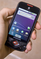 Hands-on with the Samsung Galaxy Spica i5700