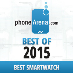 PhoneArena Awards 2015: Best Smartwatch