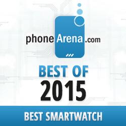 PhoneArena Awards 2015: Best Smartwatch