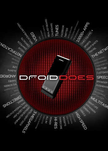 DROID DOES web site has been updated