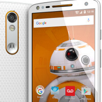 Motorola DROID Turbo 2 Star Wars edition hits Moto Maker tomorrow