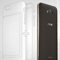 "Asus about Apple's Smart Battery Case: ""you don't need that extra pack"" if you get a ZenFone Max"