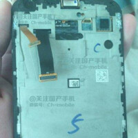 Xiaomi Mi 5 front panel leaks revealing smaller than rumored 5-inch screen size?