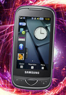 The touch-screen Samsung S5560 rolls out soon