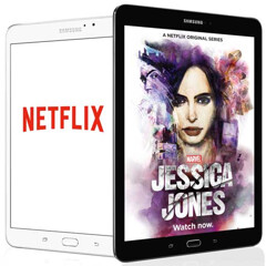 Samsung Galaxy Tab S2 now comes with 1 year of free Netflix (US only)
