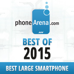 PhoneArena Awards 2015: Best large smartphone