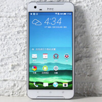 HTC One X9 smiles for the camera once again