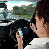 Honestly now: Do you use your phone while driving?