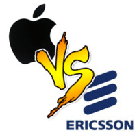 Apple caves, signs new patent licensing deal with Ericsson