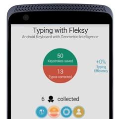 Speedy Fleksy keyboard will be pre-installed on new ZTE smartphones