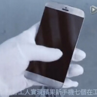 Video allegedly shows prototype of the Apple iPhone 7