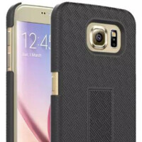 Cases for the Samsung Galaxy S7 and Samsung Galaxy S7 Plus appear in photographs