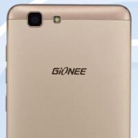 Mid-range Gionee F105 certified by TENAA