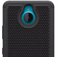 Cases for the unannounced Microsoft Lumia 850 leak
