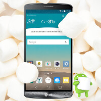 Android 6 Marshmallow update for the LG G3 official in Poland