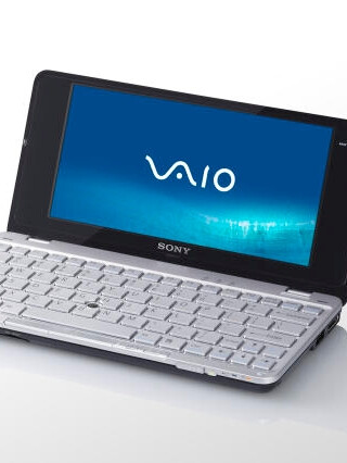 Sony VAIO P Series Netbook coming to Verizon